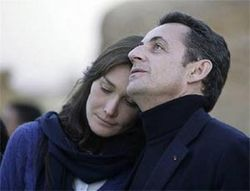 Николя Саркози стал отцом