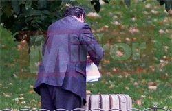 Британский министр выбрасывал секретные документы в урну