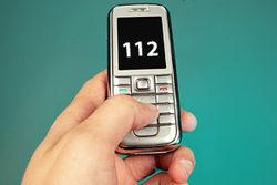 Для украинцев введен единый экстренный номер «112»