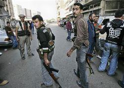 В Триполи новое вооруженное столкновение