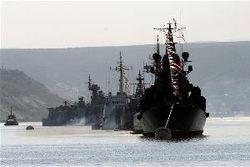 Российский адмирал раскритиковал Украину