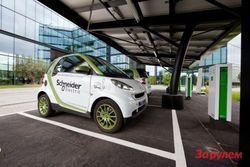 Где в Эстонии появилась первая станция быстрой зарядки электромобилей?