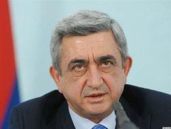 Армянский президент пригласил итальянцев к участию в реконструкции АЭС