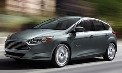 Ford Focus получит алюминиевый кузов