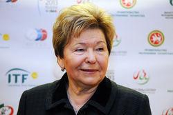Наина Ельцина празднует свой юбилей