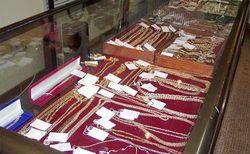 Установлены ли грабители ювелирного бутика в Киеве?