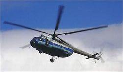 Что стало причиной возгорания вертолета в Красноярском крае?