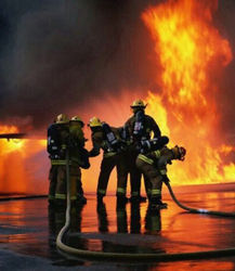В Москве сгорело кафе