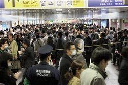 Япония столкнулась с потенциальной радиоактивной катастрофой