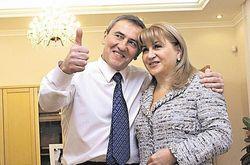 Супруга киевского градоначальника подала на развод