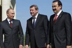 Владимир Путин, Сергей Сидорский, Карим Масимов