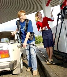 Как изменились цены на бензин за одну неделю?