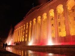 Продадут ли здание грузинского парламента?