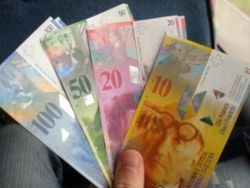 Швейцарский франк привяжут к евро?