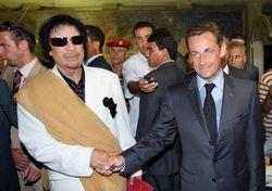 Почему Ливия отреклась от Франции?