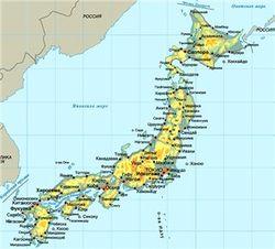 Какие подземные толчки снова трясли Японию?