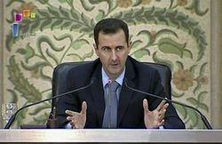 Башар Асад объявил очередную амнистию