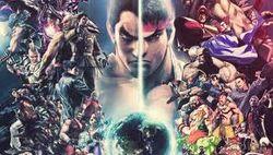 Разработка Tekken x Street Fighter еще даже не началась