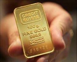 Рынок золота: драгметалл упал в цене на 4%