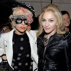 Мадонна высказалась о творчестве Леди Гаги