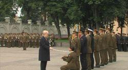 Почему из литовской военной академии сбежали курсанты?