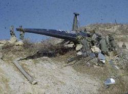 В Африке разбился вертолет с российским пилотом