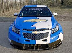 Chevrolet готовит к выходу новый автомобиль