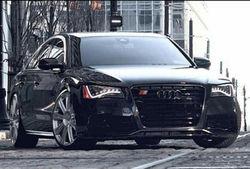 Hofele Design доработало Audi A8