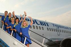 Рейсы «АэроСвита» не обслуживают в Борисполе