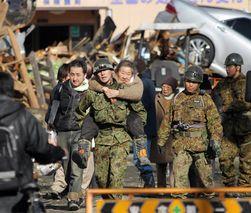 Какие чудесные спасения произошли в Японии?