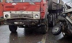 В чем причина страшного ДТП на МКАД Минска?