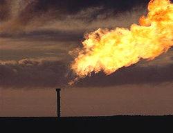 месторождение газа