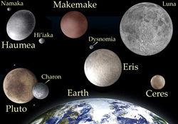 Чем удивительна планета-карлик?