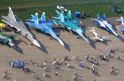 Международный авиасалон МАКС-2011 стартовал в Подмосковье