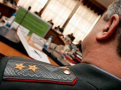 Генерал-майор Гайдуков уволен с военной службы