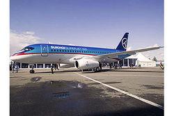 Аэрофлот выполнил первый регулярный рейс на Sukhoi SuperJet 100