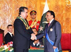 Таджикистан и Пакистан подтвердили намерение о расширении сотрудничества