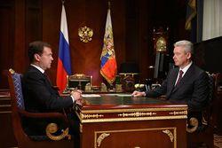 В чем ошибся Собянин, представляя доклад Медведеву?
