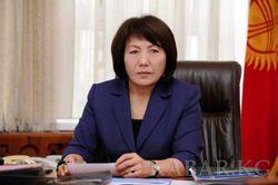 Зина Асанкожоева