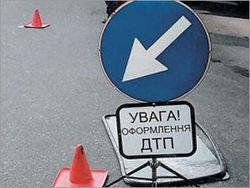 Авария на территории Донецкой области: есть пострадавшие