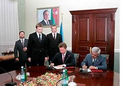 Азербайджан увеличит поставки газа «Газпрому»