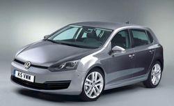 Электрическая версия VW Golf появится в 2013 году