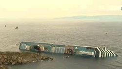 Спасательная операция Costa Concordia приостановлена