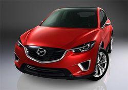 Mazda CX-5 бьет все рекорды продаж