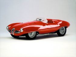 На выставке в Женеве компания Alfa Romeo покажет концепт Disco Volante