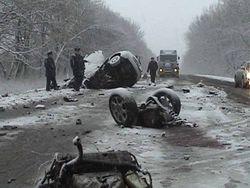 Сколько человек погибло в ДТП в Чечне?