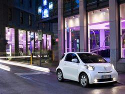 Заряженная версия Toyota iQ будет выпускаться ограниченным количеством