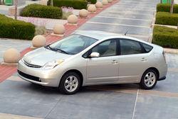 Toyota представила рестайлинговую модель Prius