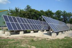 ПРООН и ГЭФ передали пастухам Суусамыра 12 фотоэлектростанций