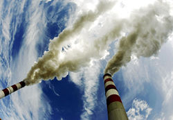 Украина возобновит торговлю квотами на выбросы углекислого газа